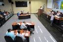 Câmara aprova cinco projetos durante a 33ª sessão do ano